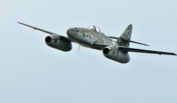 Messerschmitt Me 262 Schwalbe (vlaštovka) byl německý proudový stíhací letoun, bojově nasazený ke konci druhé světové války.